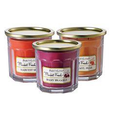 Market Fresh kynttiläpurkit 33€/kpl