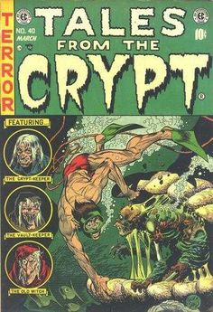 Tales from the Crypt #40