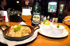 Camarão a provençal com cerveja Trippel Karmelie #terça #2anosCasimiros