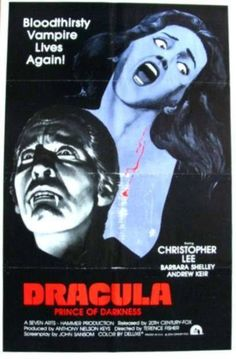 Movie Poster of Dracula: Prince of Darkness