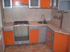 Пример дизайна кухни: 2