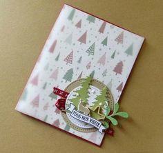 Carols Of Christmas Stamp Set, Christmas Cards 2017, Merry Christmas Card, Stampin Up Christmas, Xmas Cards, Handmade Christmas, Holiday Cards, Winter Karten, Stampin Up Weihnachten
