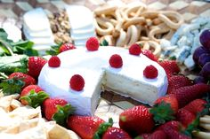 """""""Cheese cake"""" for a picnic"""
