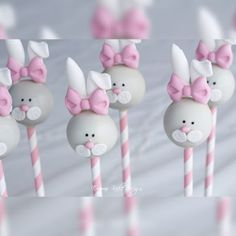 Easter Cake Pops, Easter Bunny Cake, Bunny Birthday, Easter Cupcakes, Hoppy Easter, Birthday Cake Girls, Easter Cookies, Easter Snacks, Easter Treats