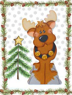 Robbie Reindeer