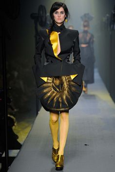 Jean Paul Gaultier Fall 2015 Couture Fashion Show: Complete Collection - Style.com