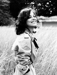 Who doesn't love Marion Cotillard? Follow ourWomen We Loveboard on Pinterest as we celebrate this icon's style.