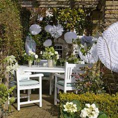 Garten Terrasse Wohnideen Möbel Dekoration Decoration Living Idea Interiors home garden - Gartendekoration
