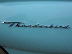 Vintage vehicle logos _thunderbird_logo