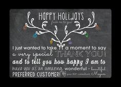Hey Consultants!  Grab your personalized Rodan+Fields PC holiday card by JackAndJillBowtique on Etsy!
