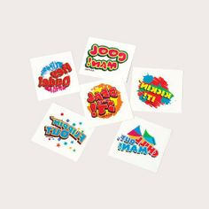 Novelty gag toys temporary tattoos on pinterest 51 pins for Wash off temporary tattoos