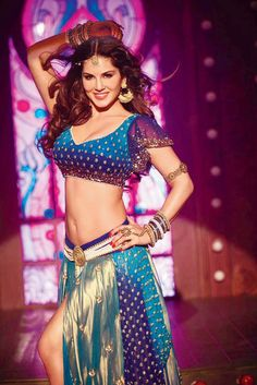 Sunny Leone in Laila O Laila in #Raees. #Bollywood #Fashion #Style #Beauty #Hot #Sexy