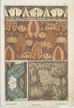 Eugene Grasset modern