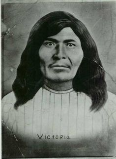 Victorio (Bidu-ya, Beduiat; ca. 1825–October 14, 1880) was a warrior and chief of the Chihenne band of the Chiricahua Apaches in what is now the American states of New Mexico, Arizona, Texas and the Mexican states of Sonora and Chihuahua.