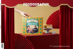 Food and drink | 渔村手信 ✖ foodography on Behance Chinese New Year Design, Shanghai, Food And Drink, Banner, Social Media, Drinks, Creative, Behance, Photography