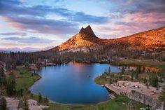 California - Yosemite (Cathedral)
