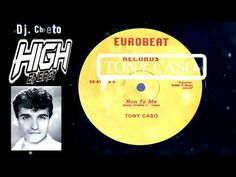 Hi-NRG* Tony Caso - Run To Me (1987). - YouTube Run With Me, High Energy, Dj, Running, Youtube, Album Covers, Musica, Racing, Keep Running