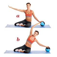 8 moves to make your ab muscles pop out. Pilates is your secret weapon if you're looking for a six pack.