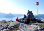 Tur til Høgkubben - Vandreruter Og Turstier - Vandring & Fjelltur - Aktiviteter - Geirangerfjord - Ålesund & Sunnmøre