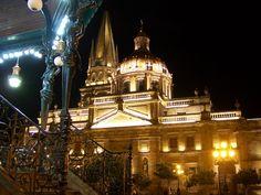 Catedral de Guadalajara, Jalisco - México