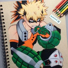 😊 _So , I've told you that I was going to draw 5 characters from BNHA and so here's the first of my list ! 💥 I really love his powers , he is such a cool guy with an incredible determination ! And also so funny in some moments … My Hero Academia Memes, Hero Academia Characters, My Hero Academia Manga, Anime Characters, Drawing Sketches, Art Drawings, Anime Character Drawing, Fanarts Anime, Naruto Art