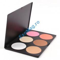 Eyeliner, Eyeshadow, Blusher, Lip Gloss, Natural Beauty, Compact, Eye Shadow, Eye Liner, Eye Shadows