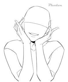 drawing poses