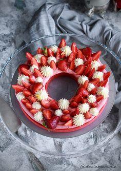 tarte fraises amande