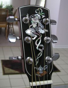関連画像 Guitar Inlay, Guitar Parts, Gibson Les Paul, Cool Guitar, Banjo, Bellisima, Wine Rack, Instruments, Cool Stuff
