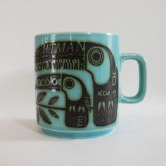 Toucan John Clappison Hornsea Mug