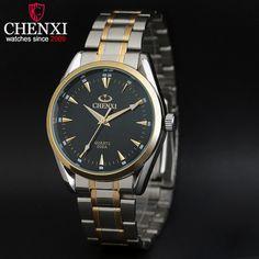 $9.99 (Buy here: https://alitems.com/g/1e8d114494ebda23ff8b16525dc3e8/?i=5&ulp=https%3A%2F%2Fwww.aliexpress.com%2Fitem%2FCHENXI-Brand-Classic-Business-Quartz-Watch-Men-Popular-Stainless-Steel-Silver-Gold-Watches-Man-Fashion-Luxury%2F32758482106.html ) CHENXI Brand Classic Business Quartz Watch Men Popular Stainless Steel Silver&Gold Watches Man Fashion Luxury Gift Clock Relogio for just $9.99