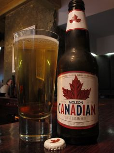 Join us for Tour of the World Tuesday tomorrow & try all of our Canadian beers on special. Start with a Molson Canadian.