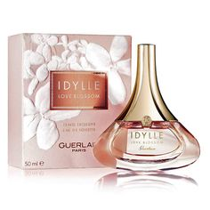 Idylle Love Blossom by Guerlain 1.6 - 1.7oz Perfume EDT Spray for Women NIB #Guerlain