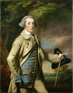 Francis Burdett of Foremarke Hall Francis Cotes, R.A. (1764)