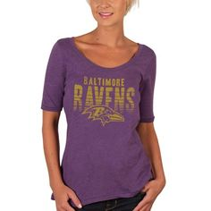Baltimore Ravens Touchdown Heathered T-Shirt Nfl Store a904976a3