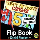 Canada Day Activity or End of the Year Social Studies Activity Social Studies Book, Social Studies Activities, Teacher Pay Teachers, Canada, Study, Education, Day, Studio, Investigations