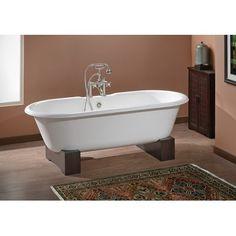 Cheviot Products Regal 68 X 31 Soaking Bathtub Cast Iron Bathtub Soaking Bathtubs Tub