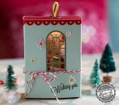 Betsy Veldman - Make it Market All Through the House Kit from Papertrey Ink