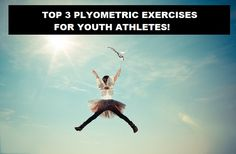 Plyometric exercises are a great way to increase the performance of youth athletes. We cover the Top 3 plyometric exercises for youth athletes Plyometric Workout, Plyometrics, Feeling Stuck, How Are You Feeling, Coaching, Weight Training Programs, What Is Your Goal, Law Of Attraction Money, Fit Couples