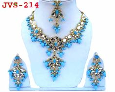 Prom Jewelry | Cheap Prom Jewelry Sets Beautiful Gold and Diamantes Necklace with ...