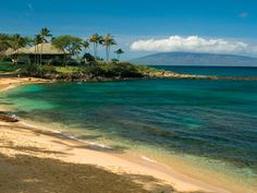 Merriman's Maui. Our favorite place for happy hour. We watched 3 weddings while enjoying the view.