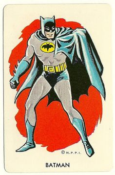 batman by williebaronet, via Flickr