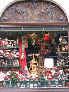 Rothenburg ober der Tauber, Germany - Christmas Carousels