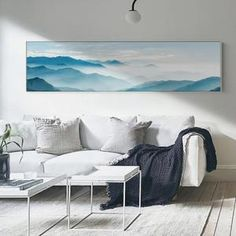 Home Decor Home & Garden Mediterranean Sea Beach Chair Sailing Seascape Canvas Printings Oil Painting Printed On Canvas Home Wall Art Decoration Picture Fine Workmanship