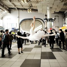 The Tutu Project by Lisa Tomasetti / 2