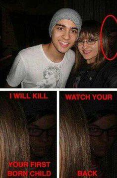 Ha! so creepy