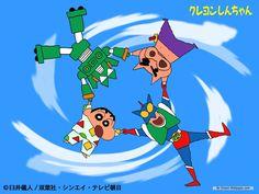 Free Cartoon wallpaper - Crayon Shin-chan wallpaper - 1024x768 wallpaper - Index 61
