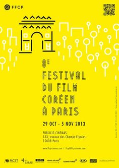 Festival du Film Coréen à Paris – FFCPau Cinéma Publicis du 29 octobre au 5 novembre 2013