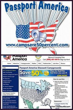 Passport America Discount Camping Club Review