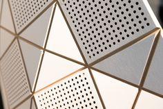 #sound #skin #wood #organic #design #architecture